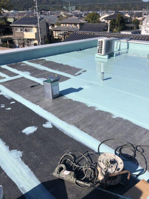 福岡市 屋上 防水工事